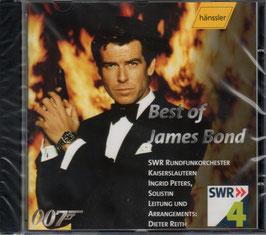Best of James Bond (Hänssler)