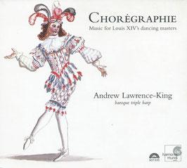 Chorégraphie, Music from Louis XIV's dancing masters (Harmonia Mundi)