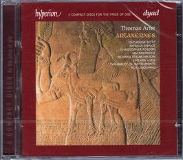Thomas Arne: Artaxerxes (2CD, Hyperion)