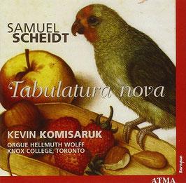 Samuel Scheidt: Tabulatura Nova (Atma)