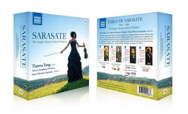 Pablo de Sarasate: The Complete Music for Violin & Orchestra (4CD, Naxos)
