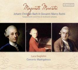 Johann Christian Bach, Giovanni Marco Rutini: Mozart's Maestri (Accent)