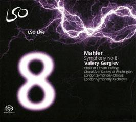 Gustav Mahler: Symphony No. 8 (SACD, LSO Live)