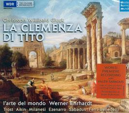 Christoph Willibald Gluck: La Clemenza di Tito (4CD, Deutsche Harmonia Mundi)