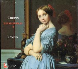 Frédéric Chopin: Les Mazurkas II (2CD, Glossa)