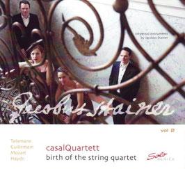 Birth of the String Quartet (Solo Musica)