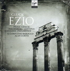 Christoph Willibald Gluck: Ezio (2CD, Virgin Classics)