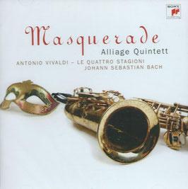 Masquerade: Le Quatrro Stagioni, Vivaldi, Bach (Sony)