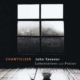 John Tavener: Lamentations and Praises (Teldec)