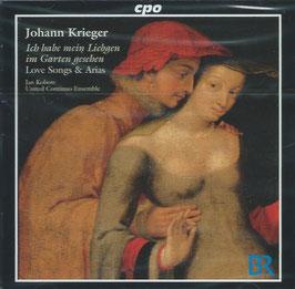 Johann Philipp Krieger: Love Songs & Arias (CPO)