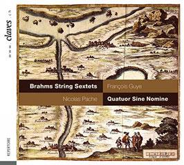 Johannes Brahms: String Sextets (Claves)