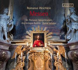 Romanus Weichlein: Messen (2CD, Accent)