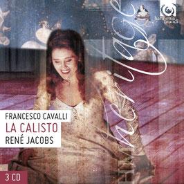 Francesco Cavalli: Le Calisto (3CD, Harmonia Mundi)