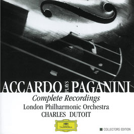 Niccoló Paganini: Complete Recordings (6CD, Deutsche Grammophon)