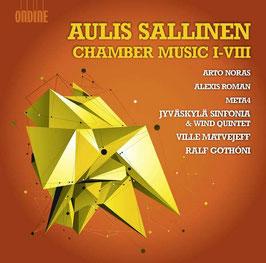 Aulis Sallinen: Chamber Music I-VIII (2CD, Ondine)