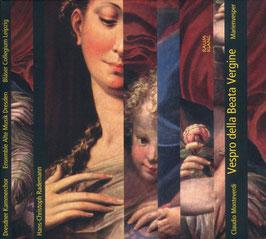Claudio Monteverdi: Vespro della Beata Vergine (2CD, Raumklang)