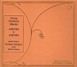 Georg Friedrich Händel: Amore x Amore (Winter & Winter)