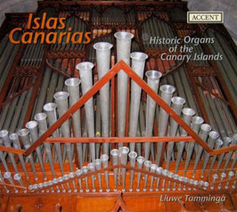 Islas Canarias, Historic Organs of the Canary Islands (Accent)