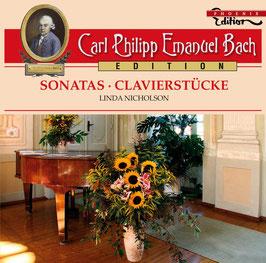 Carl Philipp Emanuel Bach: Clavierstücke, Sonatas (Capriccio Phoenix)