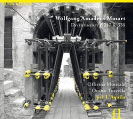 Wolfgang Amadeus Mozart: Divertimenti K247 & 334 (Fuga Libera)