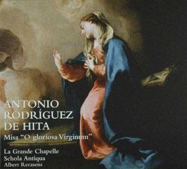 Antonio Rodríguez de Hita: Misa O gloriosa Virginum (Lauda)