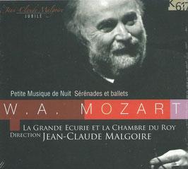Wolfgang Amadeus Mozart: Petite Musique de Nuit, Sérénades et ballets (K617)