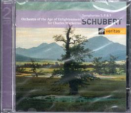 Franz Schubert: Symphonies 5, 8 & 9 (2CD, Virgin Veritas)