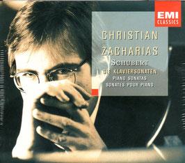 Franz Schubert: Die Klaviersonaten (5CD, EMI)