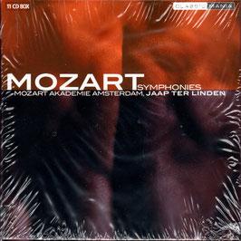 Wolfgang Amadeus Mozart: Symphonies (11CD, Classic Mania)