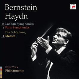 Franz Joseph Haydn: 12 London Symphonies, 6 Paris Symphonies, Die Schöpfung, 4 Masses (12CD, Sony)