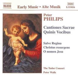 Peter Philips: Cantiones Sacrae Quinis Vocibus (Naxos)