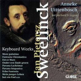Jan Pieterszoon Sweelinck: Keybaord Works (Globe)