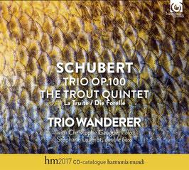 Franz Schubert: Trio Op. 100, The Trout Quintet (Harmonia Mundi)