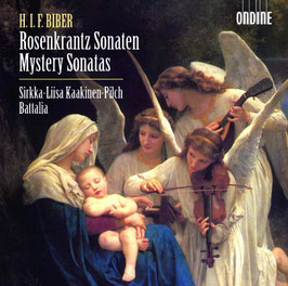 Heinrich Ignaz Franz Biber: Rosenkrantz Sonaten (2CD, Ondine)