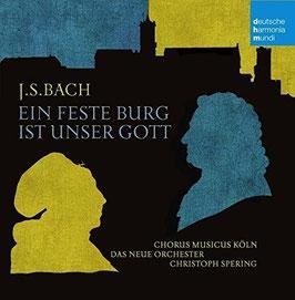 Johann Sebastian Bach: Ein Feste Burg (CD, Deutsche Harmonia Mundi)