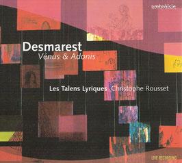 Henry Desmarest: Vénus & Adonis (2CD, Ambroisie)