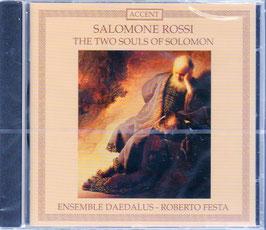 Solomone Rossi: The Two Souls of Solomon (Accent)