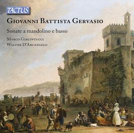 Giovanni Battista Gervasio: Sonate a mandolino e basso (Tactus)