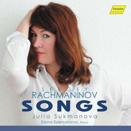 Sergei Rachmaninoff, Dmitri Shostakovich: Songs (Hänssler)