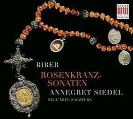 Heinrich Ignaz Franz Biber: Rosenkranz-Sonaten (2CD, Berlin)