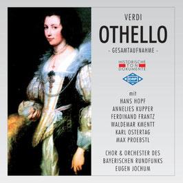 Giuseppe Verdi: Othello (2CD, Cantus)