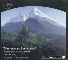 Ludwig van Beethoven: Magnificent Landscapes, Beethoven's Last Piano Sonatas (Musica Omnia)