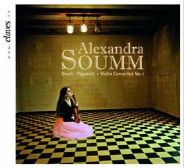 Max Bruch, Niccolo Paganini: Violin Concertos No. 1 (Claves)