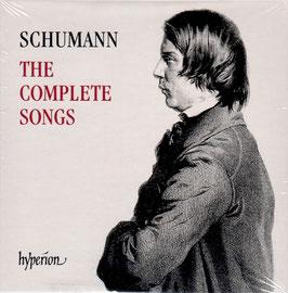 Robert Schumann: The Complete Songs (10CD, Hyperion)