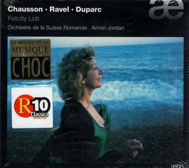 Ernest Chausson, Maurice Ravel, Henri Duparc: Poème de l'amour (Aeon)
