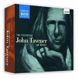 John Tavener: The Essential John Tavener (5CD, Naxos)