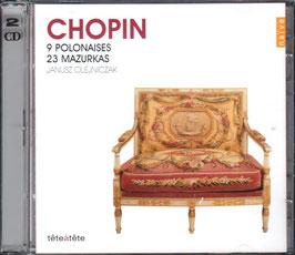 Frédéric Chopin: 9 Polonaises, 23 Mazurkas (2CD, Naïve)