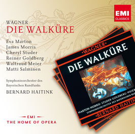 Richard Wagner: Die Walküre (4CD, EMI)