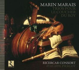 Marin Marais: Trios pour le coucher du Roy (2CD, Ricercar)