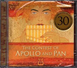 The Contest of Apollo and Pan: Castello, Merula, Marini, Bertali, Buonamente, Rossi, De Rore (Chandos Chaconne)